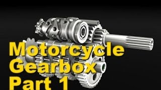 getlinkyoutube.com-How a Motorcycle Gearbox works - Part 1