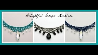 getlinkyoutube.com-Delightful Drops Necklace