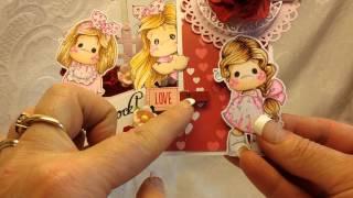 getlinkyoutube.com-Magnolia Tilda Valentine Cards
