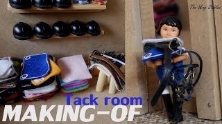 getlinkyoutube.com-Making of my schleich tack room in pictures [MAKING-OF]