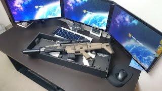 getlinkyoutube.com-一万円で購入した次世代SCAR-Lを開封してみた。