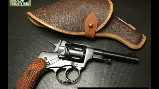 getlinkyoutube.com-Nagant M1895 Russian Revolver