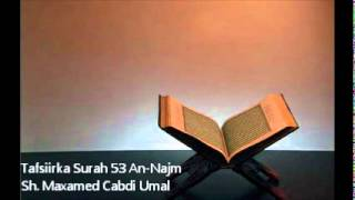 getlinkyoutube.com-Tafsiir Surah 53 An-Najm - Sh. Maxamed Cabdi Umal