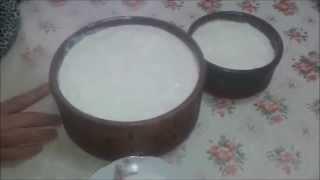 getlinkyoutube.com-طريقة عمل الجبنة القريش في المنزل الحاجة أم  عبد الله