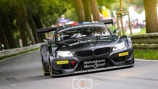 getlinkyoutube.com-BMW Z4 GT3 - Henry Walkenhorst - Osnabrücker Bergrennen 2016