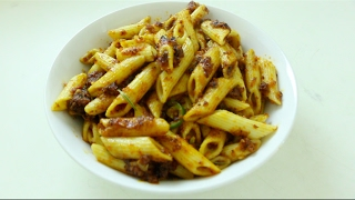"Ethiopian Food ""How to Make Macaroni with Tomato sauce "" የመኮሮኒ በቲማቲም ስጎ አሰራር"