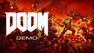 getlinkyoutube.com-DOOM demo full playthrough - PC gameplay - all collectibles (no commentary)