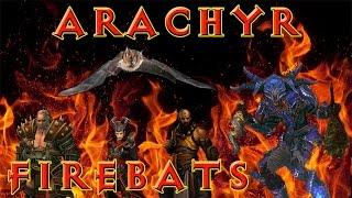 getlinkyoutube.com-[Diablo 3 2.4.2] Witch Doctor Arachyr Firebats RoE Group Build S7 & S8!!!