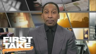 Stephen A. Smith Defends Magic Johnson's Hiring Of Rob Pelinka | First Take