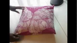 getlinkyoutube.com-The World's Easiest Cushion Cover!