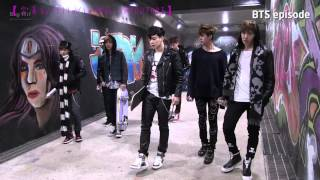 [HD繁中字] 'Skool Luv Affair' Jacket Photo shooting Sketch