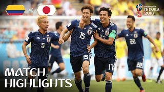 Colombia v Japan - 2018 FIFA World Cup Russia™ - Match 16 width=