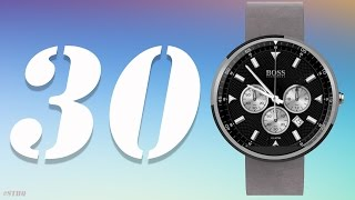 getlinkyoutube.com-Top 30 BEST Watch Faces of All Time!