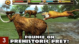 getlinkyoutube.com-Sabertooth Tiger Simulator By Gluten Free Games -Part 3 -  iPhone, iPad, and iPod touch. Android