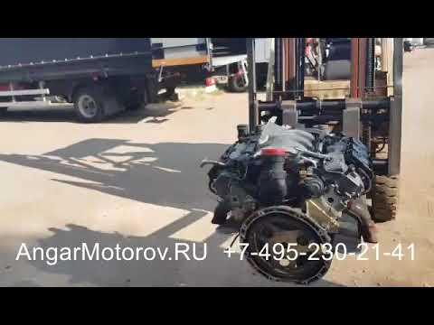 Двигатель МерседесЕ W210 W211 МЛ 320 W163 S W2203.2 М112 Е32 3.2Отправлен клиенту в Волгоград