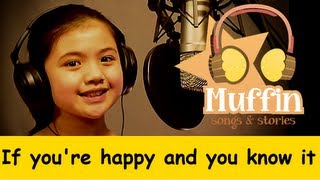 getlinkyoutube.com-If You Are Happy and you know it | Family Sing Along - Muffin Songs