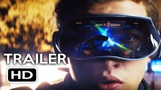 Ready Player One Official Trailer #2 (2018) Steven Spielberg Sci-Fi Movie HD