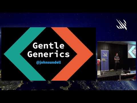 Gentle Generics