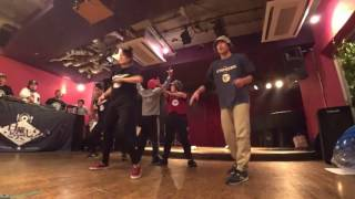 getlinkyoutube.com-パブリックエネミー ギャグマンガ日和 サンゴッドV ノラガミ 踊ってみた / 日曜どうでしょう? vol.10 3周年 DANCE SHOWCASE