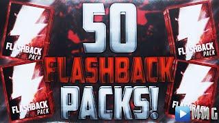 getlinkyoutube.com-50 FLASHBACK PACKS! Biggest Opening Of All Time! Madden Mobile