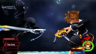getlinkyoutube.com-Kingdom Hearts 2.5 HD ReMIX - Sora vs. Roxas [1080p]
