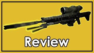Destiny: Exotic Weapon Review - Patience and Time Sniper Rifle