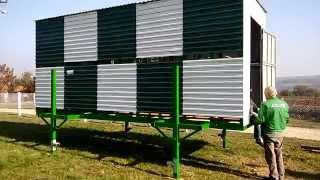 getlinkyoutube.com-Pcelarski kontejner