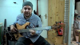 Le Fay has a guest, Anton Davidyants is playing our Basses LONG VERSION