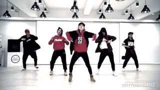 getlinkyoutube.com-인천댄스학원 리듬하츠 | 힙합댄스 & 레이디 바운스 | 트루디 - bandz up
