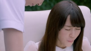 getlinkyoutube.com-桐谷美玲、モミモミされて「気持ちいい~!」「GREEN SHOWER」新CM&メーキング映像