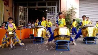 getlinkyoutube.com-Trống hội - GĐPT Đức Thành (Tết Giáp Ngọ 2014)
