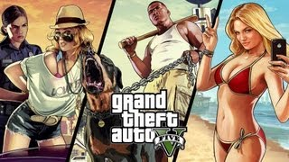 getlinkyoutube.com-GTA V & the State of Modern Gaming - Completely Unnecessary Podcast