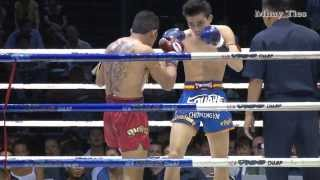 Pornsanae vs. Kwankhao - Lumpini Stadium 3rd September 2013