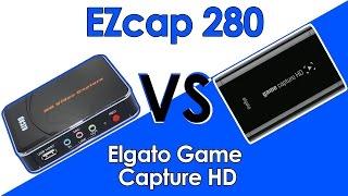 getlinkyoutube.com-HD Capture cards: $140 vs. $66 | Elgato vs. EZcap 280