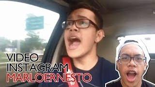 getlinkyoutube.com-Video Instagram Lucu Marlo Ernesto - Indovidgram