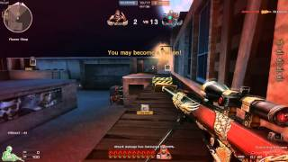 getlinkyoutube.com-CrossFire PH Barrett Royal Dragon HMX Gameplay