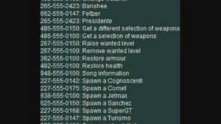 getlinkyoutube.com-GTA IV cheats