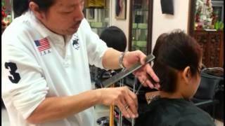 getlinkyoutube.com-hair cut bypisit nirattitanapong ซอยทวิกกี้สั้น
