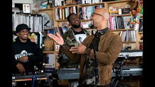 Anderson .Paak & The Free Nationals: NPR Music Tiny Desk Concert width=