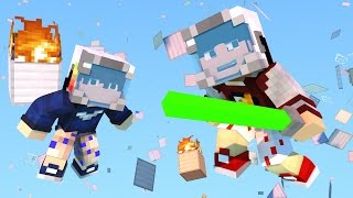 getlinkyoutube.com-Minecraft Mods: ESCADONA - STAR WARS SOU UM JEDI ‹ AM3NIC ›