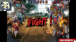 getlinkyoutube.com-Mutants Genetic Gladiators : PvP ( Evos Altos ) #24