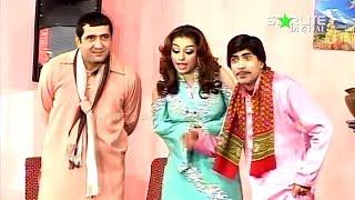 getlinkyoutube.com-Four Twenty Zafri Khan New Pakistani Stage Drama Trailer Full Comedy Funny Play