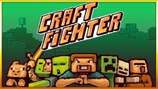 getlinkyoutube.com-Minecraft de Luta! - Craft Fighter