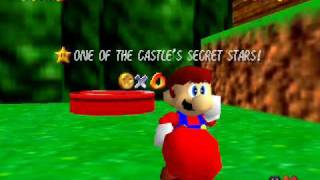 getlinkyoutube.com-SM64 Spooky Worlds (By AwesomeLukeyProject ): Hot-Cold Land and Into the Volcano