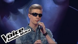 getlinkyoutube.com-Vernon Barnard sings 'Story of My Life'  | The Blind Auditions | The Voice South Africa 2016
