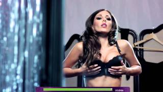 getlinkyoutube.com-Lynx 'Getting Dressed' - Lucy Pinder Ctrl X Game