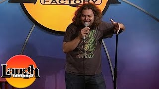 getlinkyoutube.com-Dustin Ybarra - Drunk Munchies (Stand up comedy)