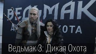 getlinkyoutube.com-Ведьмак 3: Дикая Охота - Интервью с российским голосом Геральта - Всеволодом Кузнецовым
