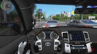 getlinkyoutube.com-City Car Driving - Toyota Land Cruiser 200