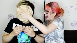 getlinkyoutube.com-PDRさんにドッキリ!顔面ケーキバトル!CAKE IN THE FACE PRANK GONE WRONG!